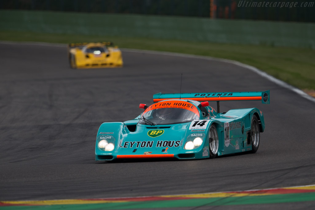 Porsche 962 CK6 - Chassis: CK6-01 - Driver: Tommy Dreelan / Aaron Scott  - 2015 Spa Classic