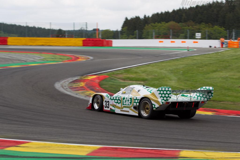 Porsche 962C - Chassis: 962-141 - Driver: Henrik Lindberg  - 2015 Spa Classic