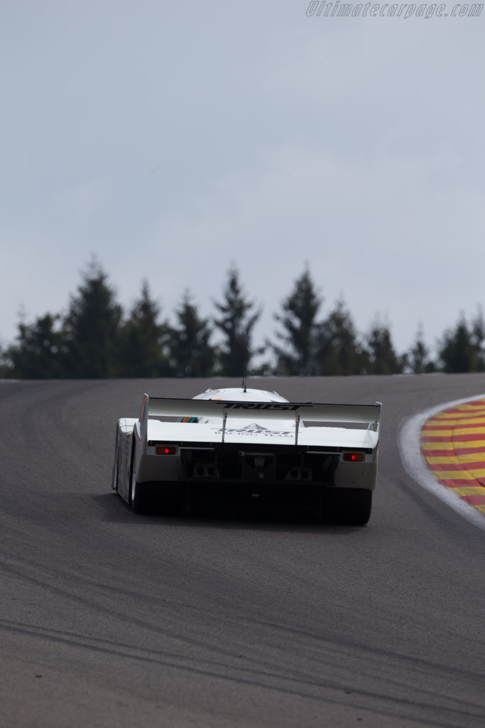 Porsche 962C - Chassis: 962-166 - Driver: Mischa Strijder  - 2015 Spa Classic