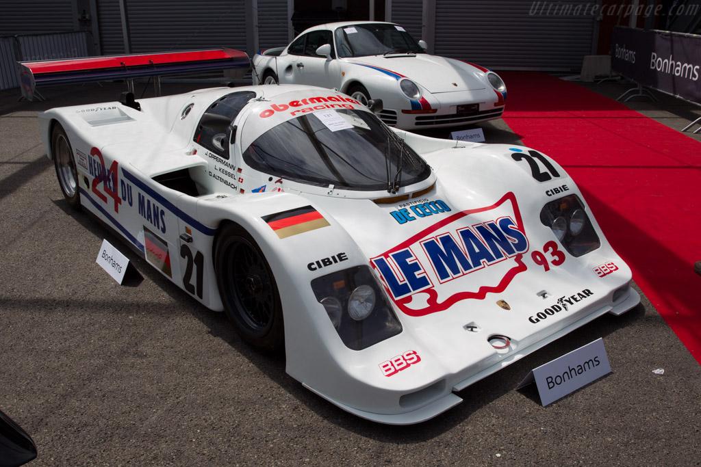 Porsche 962C - Chassis: 962-155   - 2015 Spa Classic