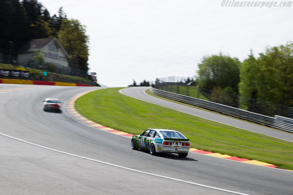 Rover Vitesse Group 2 - Chassis: DPR1 / RRAWK7AA145248 - Driver: Tim Summers / Richard Meaden  - 2015 Spa Classic