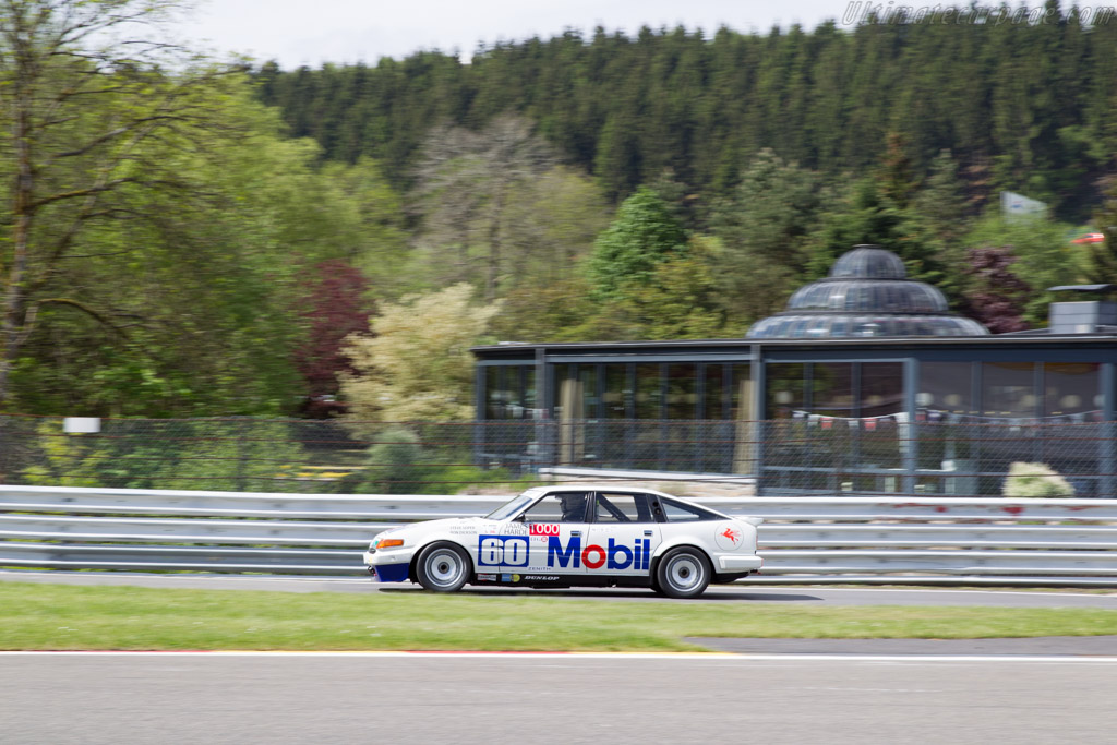 Rover Vitesse TWR - Chassis: TWR 011 - Driver: Jean-Marc Merlin  - 2015 Spa Classic