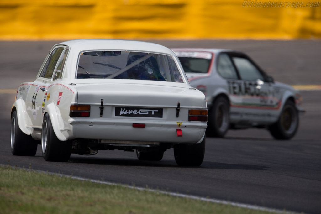 Vauxhall Viva GT  - Driver: Paul Chase-Gardener  - 2015 Spa Classic