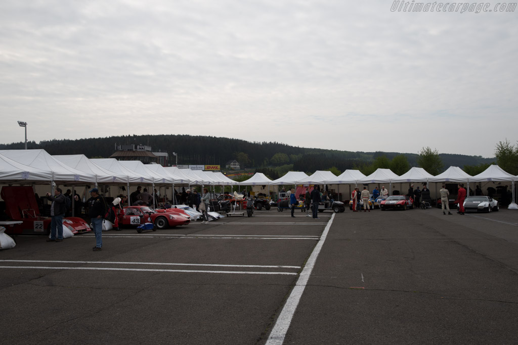 Welcome to Spa-Francorchamps    - 2015 Spa Classic
