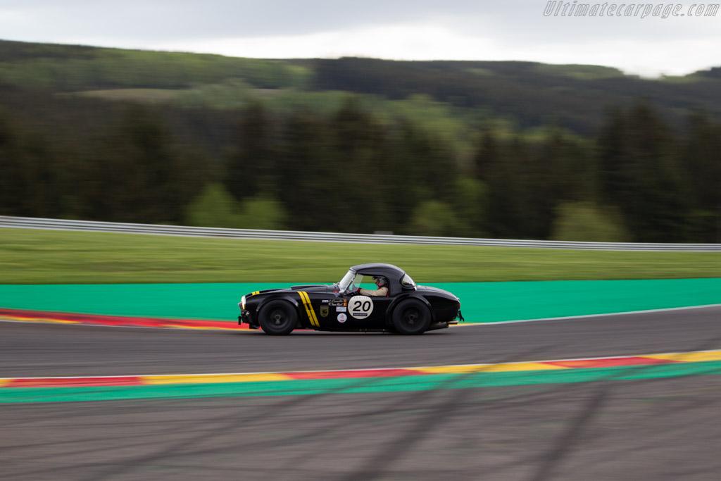 AC Shelby Cobra - Chassis: CSX2506 - Driver: Christophe van Riet  - 2016 Spa Classic