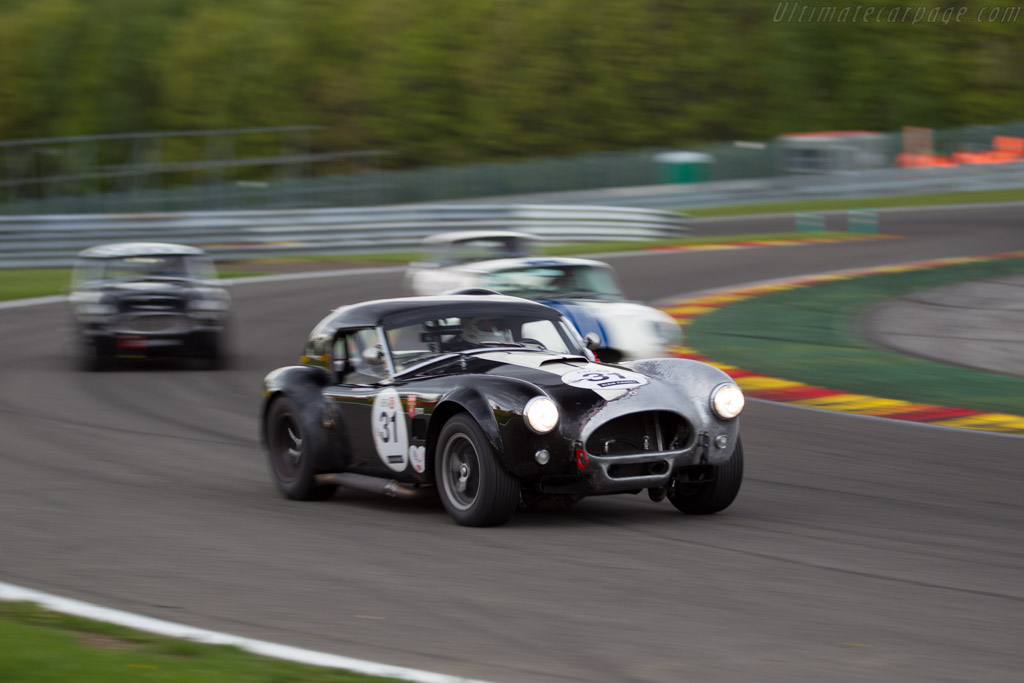 AC Shelby Cobra - Chassis: CSX2468 - Driver: Charles Firmenich  - 2016 Spa Classic