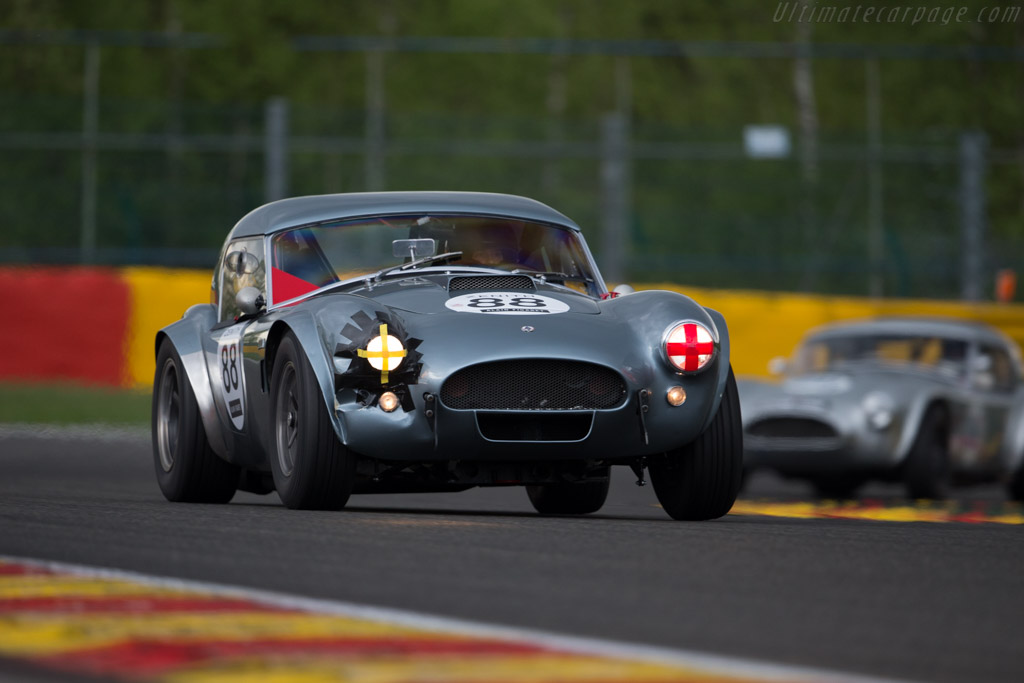 AC Shelby Cobra - Chassis: CSX2229 - Driver: Philipp Oettli  - 2016 Spa Classic