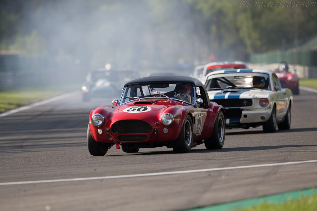 AC Shelby Cobra - Chassis: CSX2349 - Driver: Ben Gill  - 2016 Spa Classic
