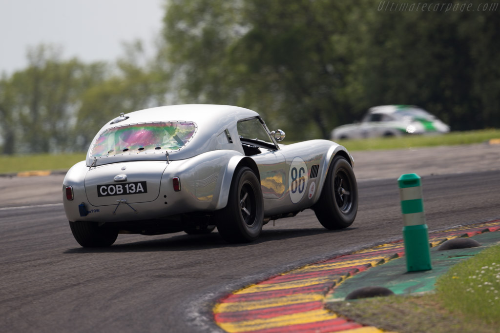 AC Shelby Cobra - Chassis: CSX2157 - Driver: Andrew Beverley - 2016 Spa Classic