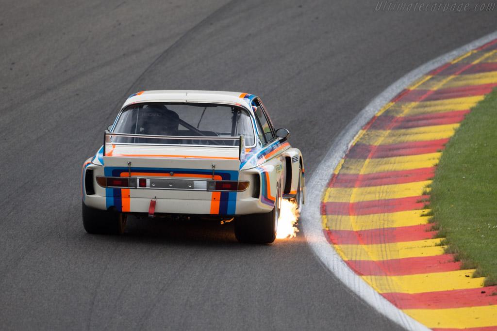 BMW 3.0 CSL - Chassis: 2275998 - Driver: Adrian Brady  - 2016 Spa Classic