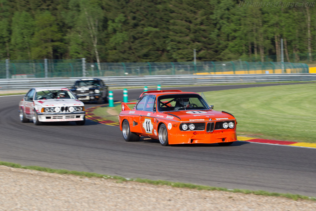 BMW 3.0 CSL - Chassis: 2285390 - Driver: Charles Firmenich / Henri Moser  - 2016 Spa Classic