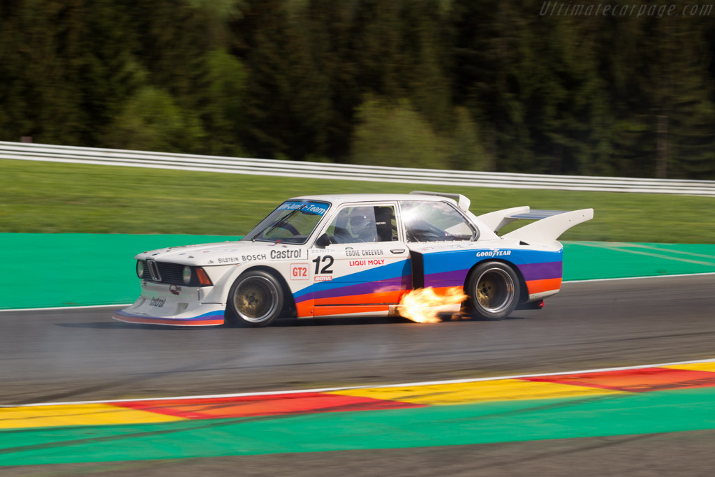 BMW 320i Group 5  - Driver: Charles Veillard  - 2016 Spa Classic