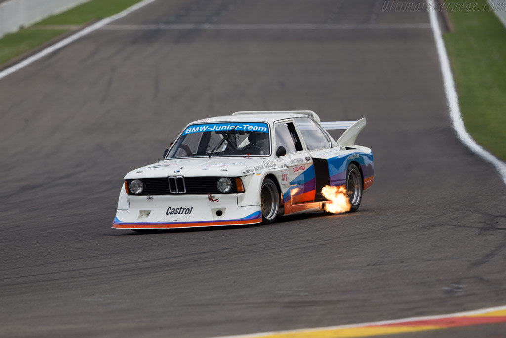 BMW 320i Group 5  - Driver: Charles Veillard  - 2016 Spa Classic