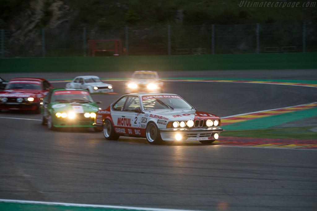 BMW 635 CSi - Chassis: E24 RA2-38 - Driver: Paul Beddow / Richard Hope  - 2016 Spa Classic