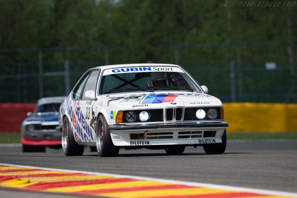 BMW 635 CSi - Chassis: E24 RA1-31 - Driver: Robert Boos / Pascal Goury  - 2016 Spa Classic