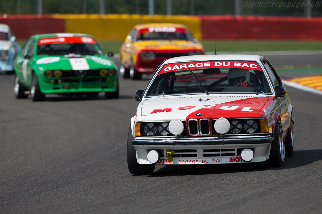 BMW 635 CSi - Chassis: E24 RA2-38 - Driver: Paul Beddow / Richard Hope  - 2016 Spa Classic