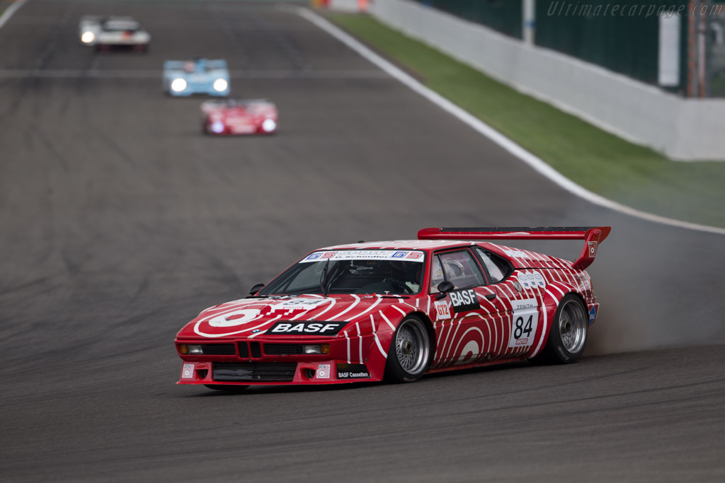 BMW M1 Procar - Chassis: 4301076 - Driver: Guenther Schindler  - 2016 Spa Classic