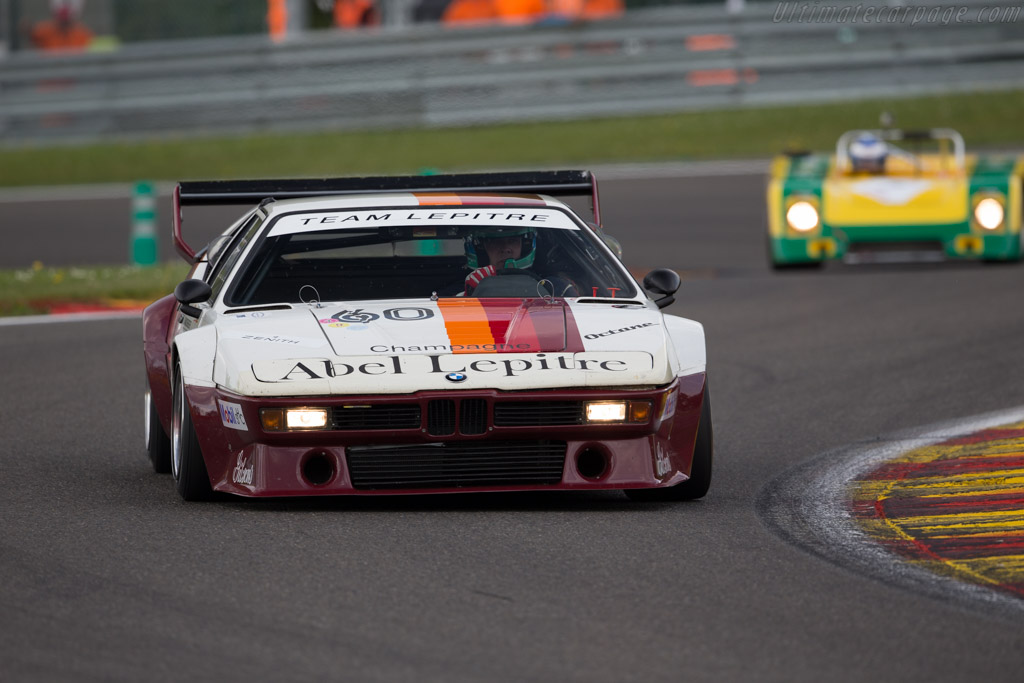 BMW M1 Procar - Chassis: 4301063 - Driver: Peter Mulder / Patrick Simon  - 2016 Spa Classic