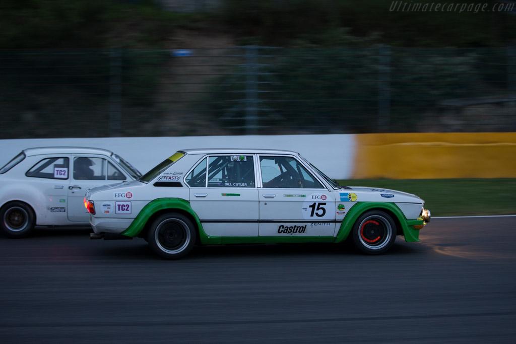 BMW M535 Martini - Chassis: MR 181 - Driver: Bill Cutler  - 2016 Spa Classic