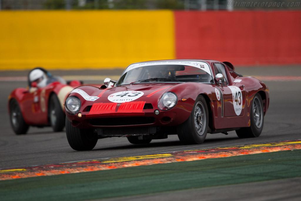 Bizzarrini 5300 GT Corsa - Chassis: BA4 0106R - Driver: Georg Nolte  - 2016 Spa Classic