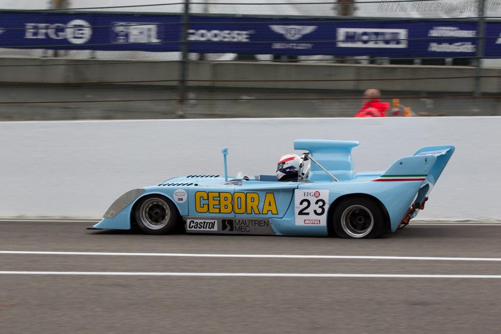Chevron B23 - Chassis: B23-73-21 - Driver: Martin O'Connell  - 2016 Spa Classic