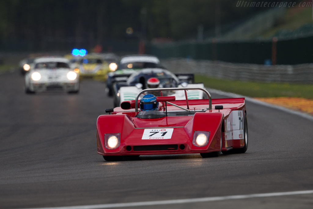 Coldwell C14 - Chassis: 1 - Driver: Martyn Donn  - 2016 Spa Classic
