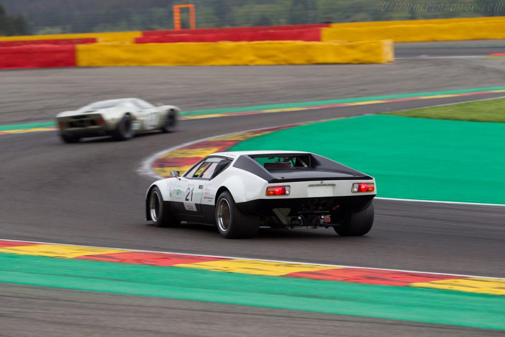 DeTomaso Pantera - Chassis: 01679 - Driver: Ralf Kelleners / Detlef von der Lieck  - 2016 Spa Classic