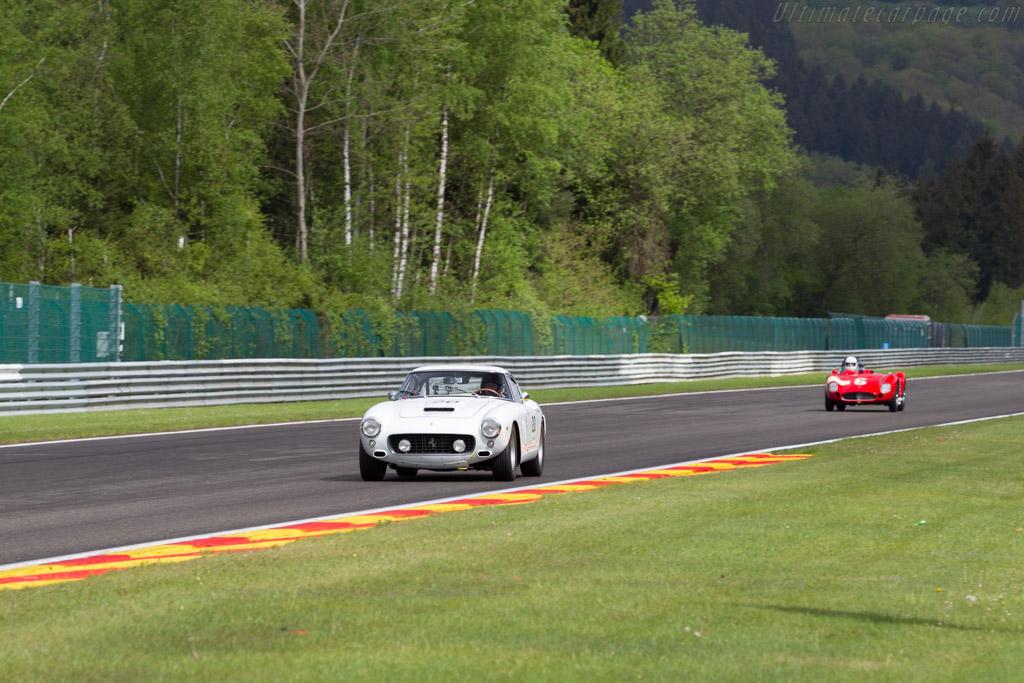 Ferrari 250 GT SWB - Chassis: 3401GT - Driver: Christian Dumolin  - 2016 Spa Classic