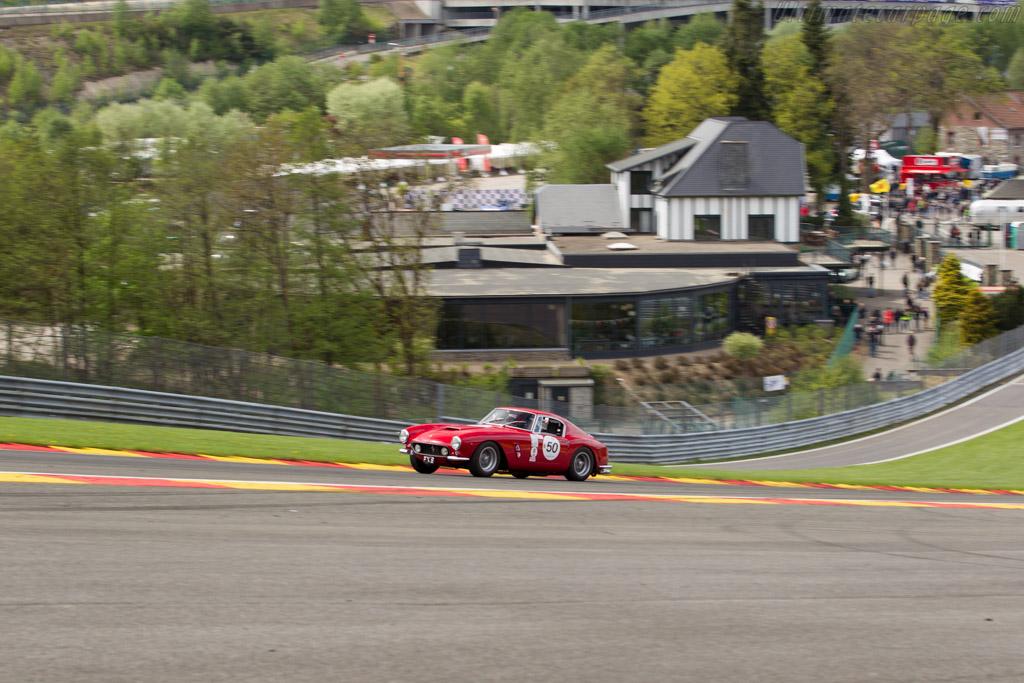 Ferrari 250 GT SWB - Chassis: 2221GT - Driver: Ben Gill  - 2016 Spa Classic