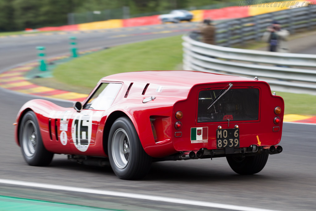Ferrari 250 GT SWB Breadvan - Chassis: 2819GT - Driver: Lukas Halusa  - 2016 Spa Classic
