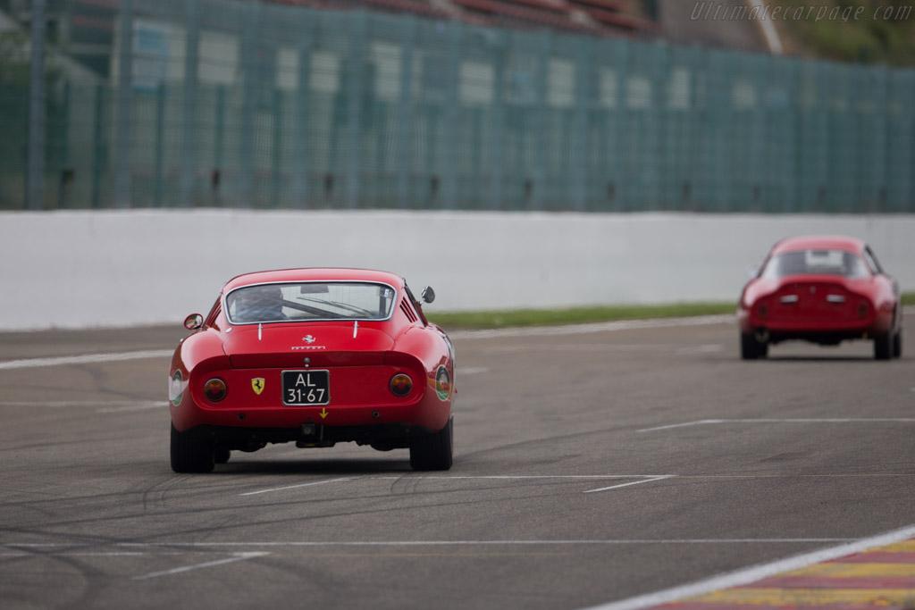 Ferrari 275 GTB/4 - Chassis: 09247 - Driver: Jan Gijzen  - 2016 Spa Classic