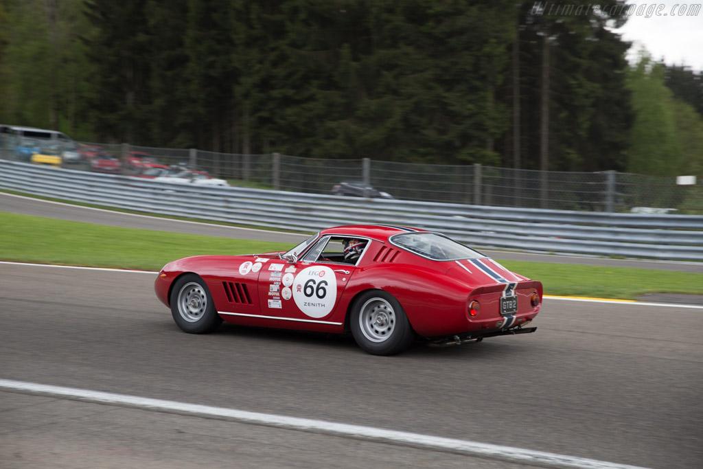 Ferrari 275 GTB - Chassis: 08213 - Driver: Dennis Singleton  - 2016 Spa Classic