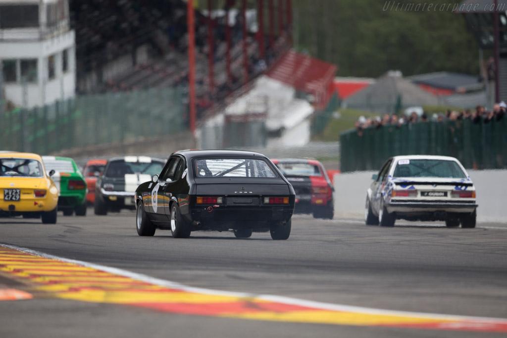 Ford Capri Mk2 - Chassis: GAECWD46413 - Driver: Gerard Cayeux  - 2016 Spa Classic