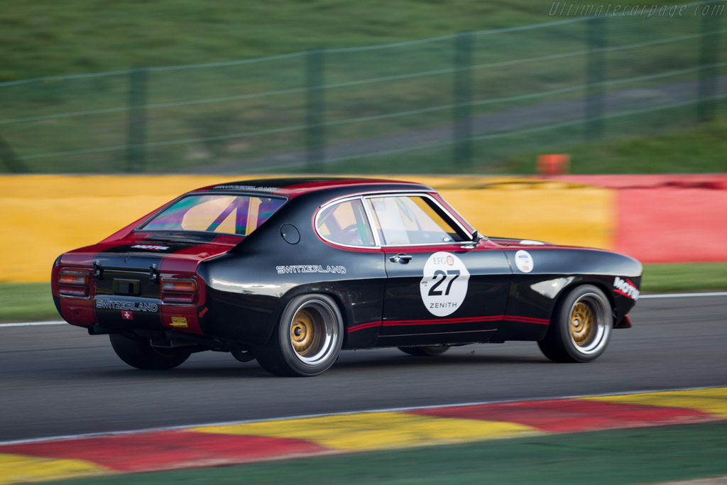 Ford Capri RS 2600 - Chassis: GAECLY91088 - Driver: Dennis Singleton / Kevin Jones  - 2016 Spa Classic