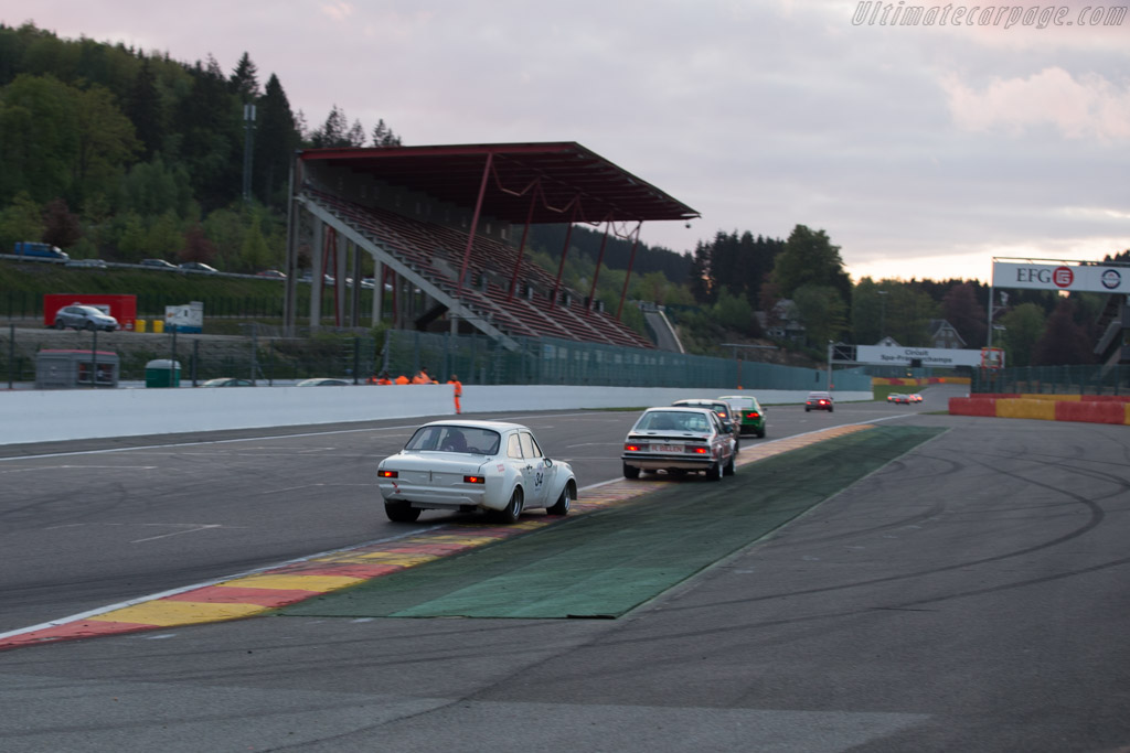 Ford Escort 1600 RS  - Driver: Xavier Galant / Vincent Neurisse  - 2016 Spa Classic