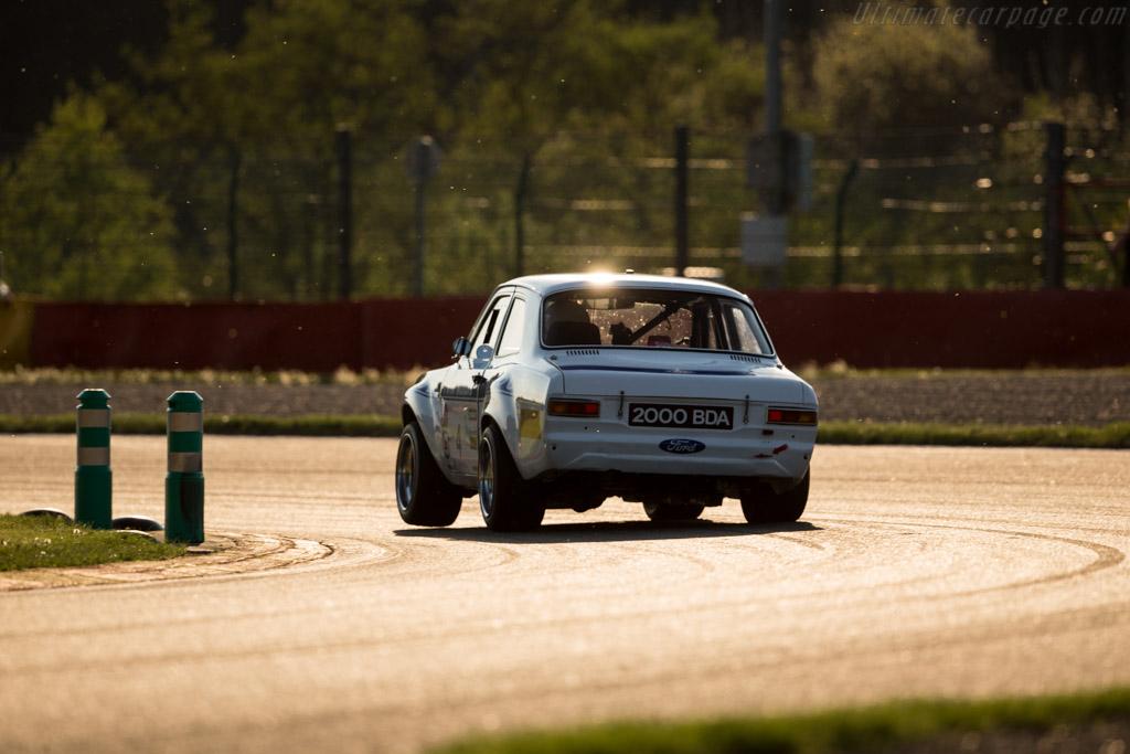 Ford Escort 1600 RS - Chassis: BBATMT80935 - Driver: Raphaël de Borman / Christophe van Riet  - 2016 Spa Classic