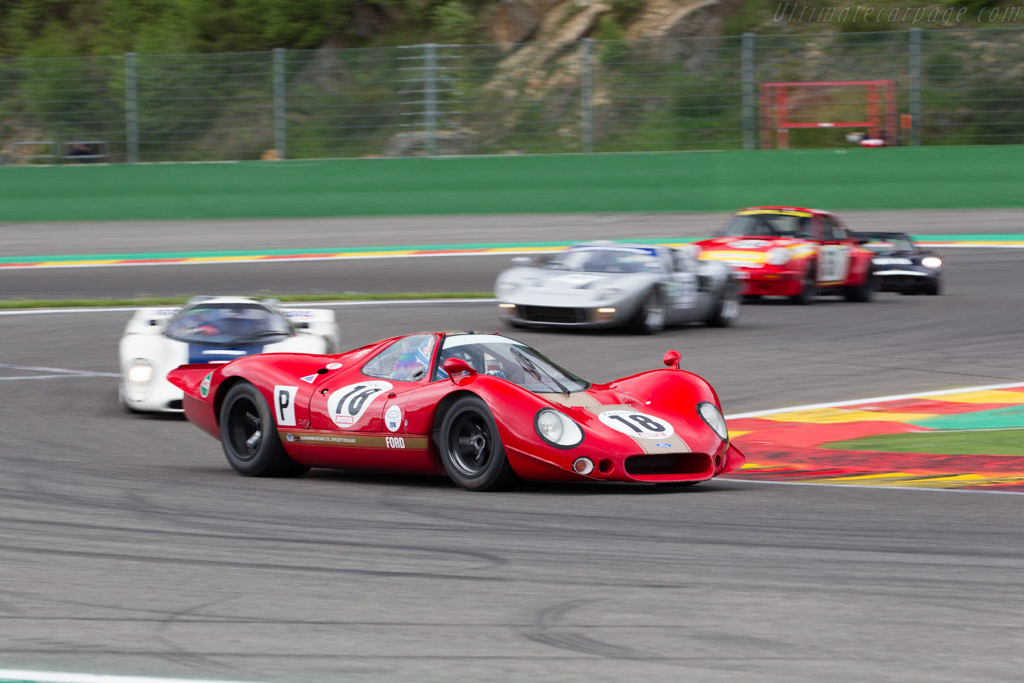 Ford F3L - Chassis: 002 - Driver: Bernard Thuner  - 2016 Spa Classic