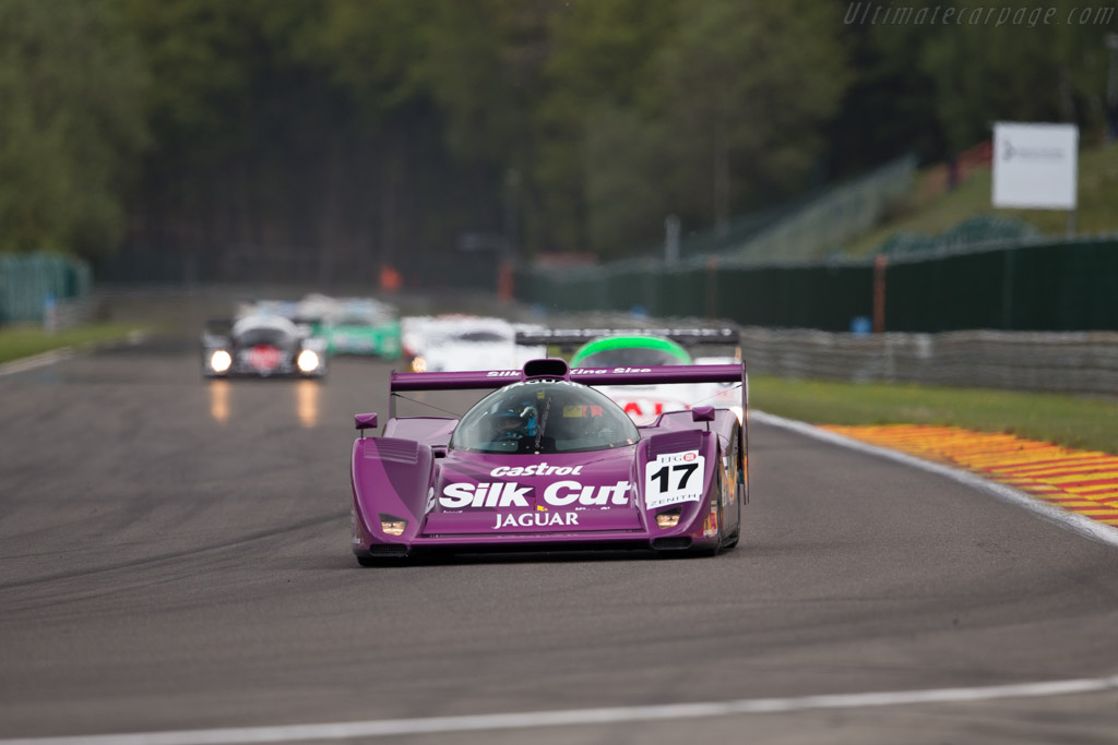 Jaguar XJR-14 - Chassis: 591 - Driver: Christophe d'Ansembourg  - 2016 Spa Classic