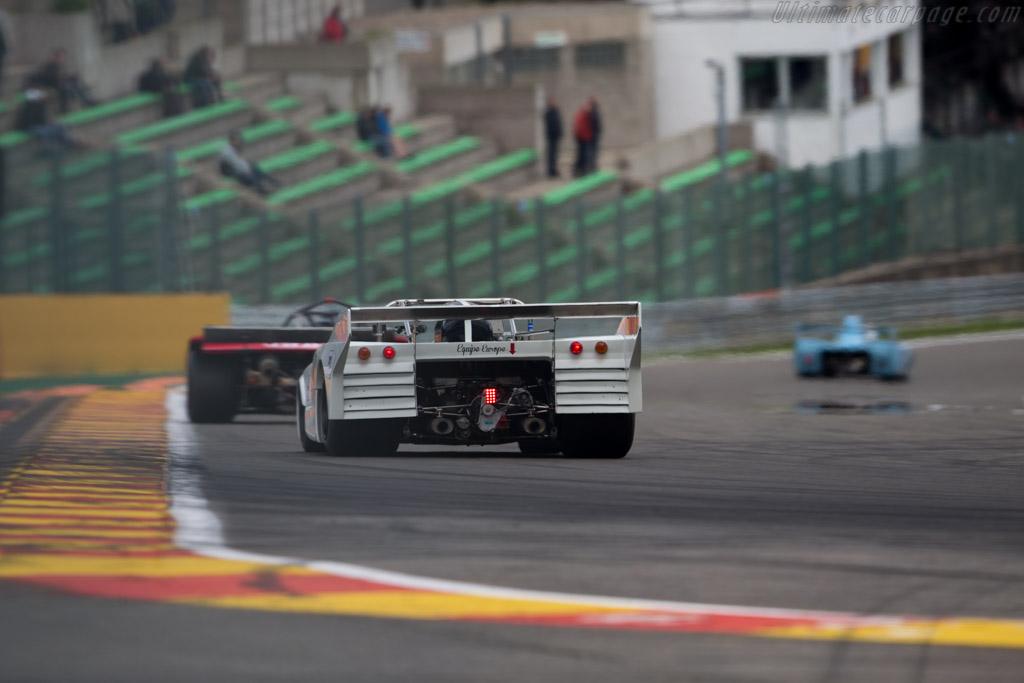 Lola T286 - Chassis: HU10 - Driver: Dominique Guenat  - 2016 Spa Classic