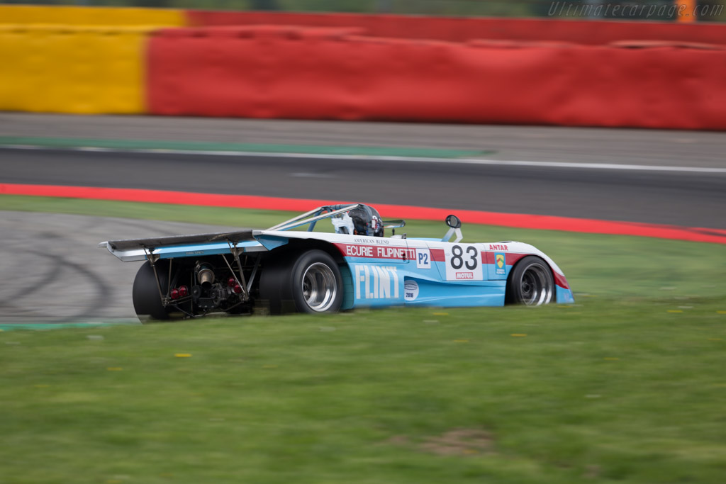 Lola T290 - Chassis: HU03 - Driver: Dietmar Schroder  - 2016 Spa Classic