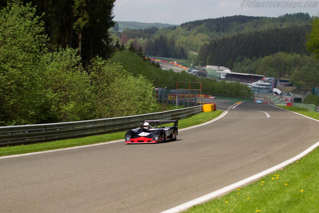Lola T294 - Chassis: HU76 - Driver: Felix Haas  - 2016 Spa Classic