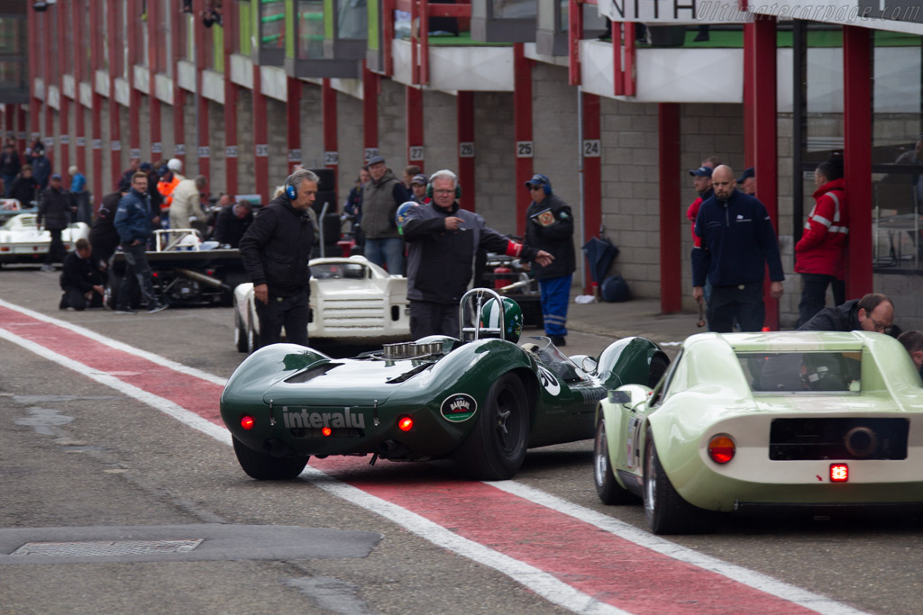 Lotus 30 Ford - Chassis: 30/L/7 - Driver: Anthony Schrauwen  - 2016 Spa Classic