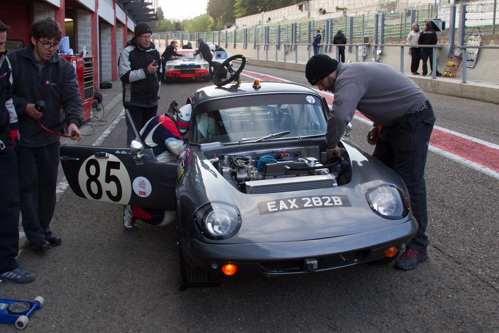 Lotus Elan 26R - Chassis: 26-R-9 - Driver: Grant Tromans / Richard Meaden  - 2016 Spa Classic