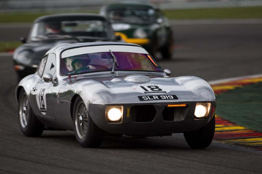 Morgan +4 SLR - Chassis: SLR4 - Driver: John Emberson / Bill Wykeham  - 2016 Spa Classic