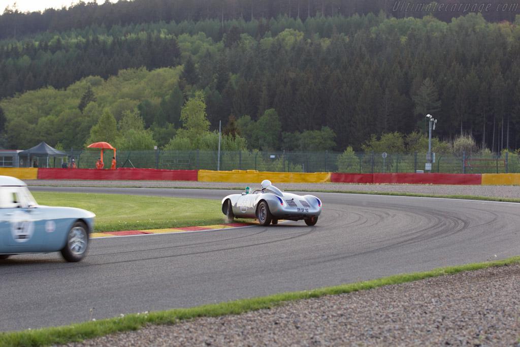 Porsche 550A - Chassis: 550A-0143 - Driver: Jean-Philippe Grand  - 2016 Spa Classic