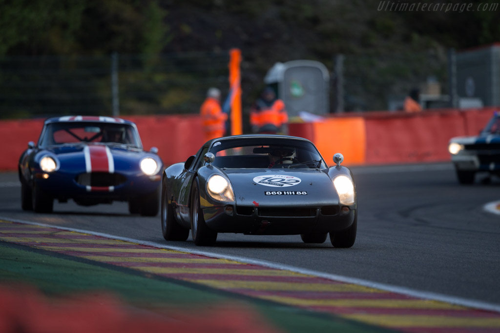 Porsche 904 GTS - Chassis: HS146788 - Driver: Afschin Fatemi  - 2016 Spa Classic