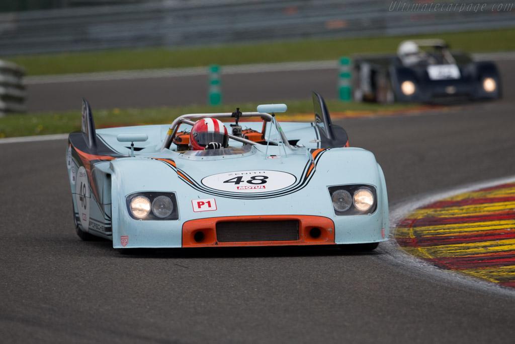 Porsche 908/3 - Chassis: 908/03-001 - Driver: Peter Vogele  - 2016 Spa Classic