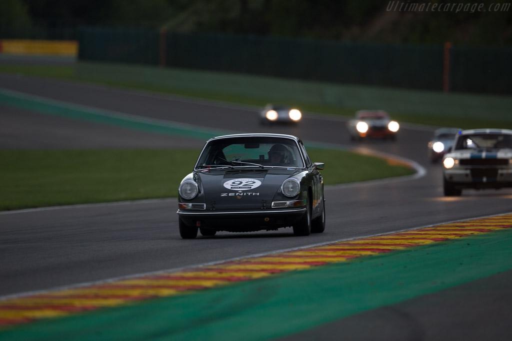 Porsche 911 - Chassis: 301677 - Driver: Dominique Vananty  - 2016 Spa Classic