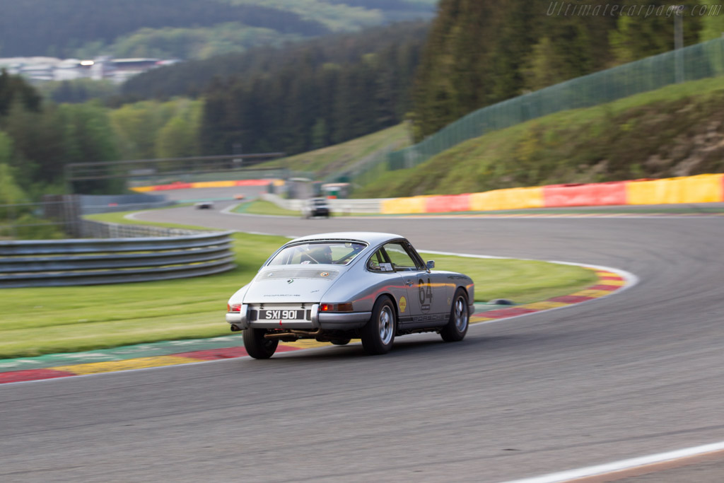 Porsche 911 - Chassis: 300241 - Driver: Andrew Smith / Oliver Bryant  - 2016 Spa Classic