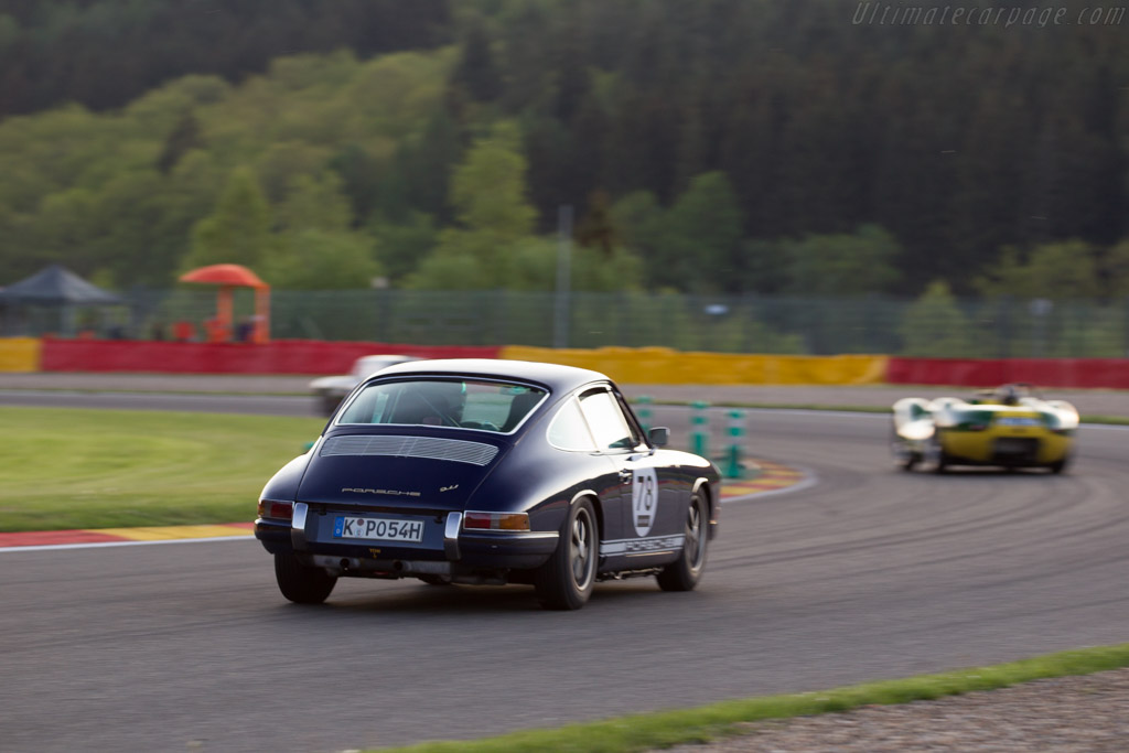 Porsche 911 - Chassis: 302036 - Driver: Stephan Konig / Andreas Middendorf  - 2016 Spa Classic